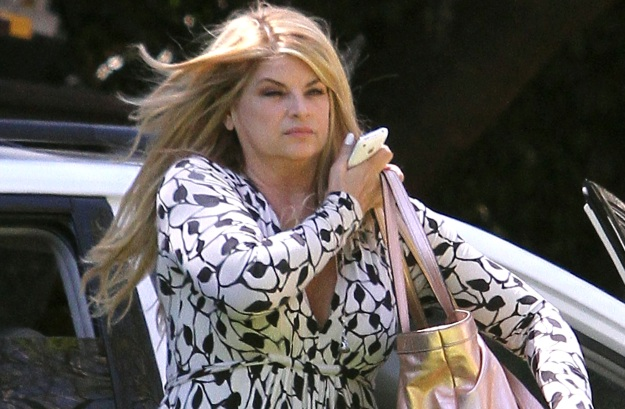 KIRSTIE ALLEY: IM FAT AND LOOK LIKE HELL! | National