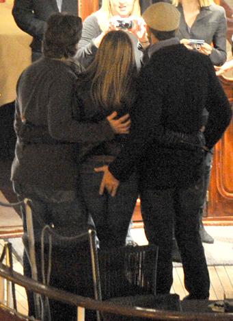 Gerard Butler in Jennifer Aniston