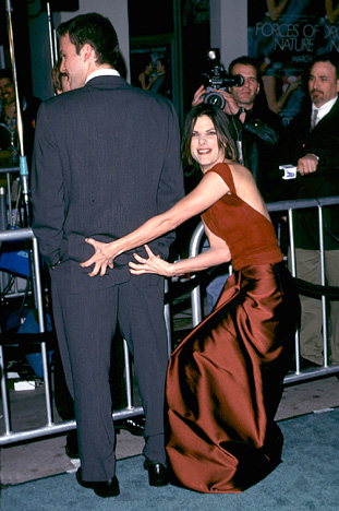Ben Affleck in Sandra Bullock