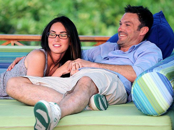Za poroko v eksotičnih krajih sta se odločila tudi Megan Fox in Brian Austine Green. Poročila sta se lanjskega junija na Havajih.