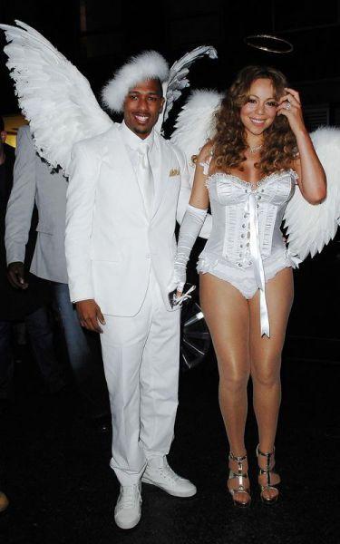 Mariah Carey in Nick Canon