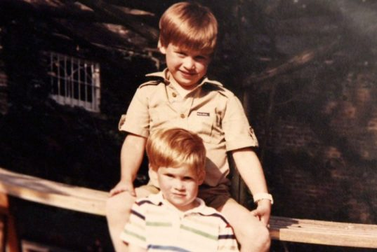 Harry in William