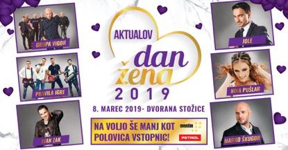 Aktualov Dan žena 2019