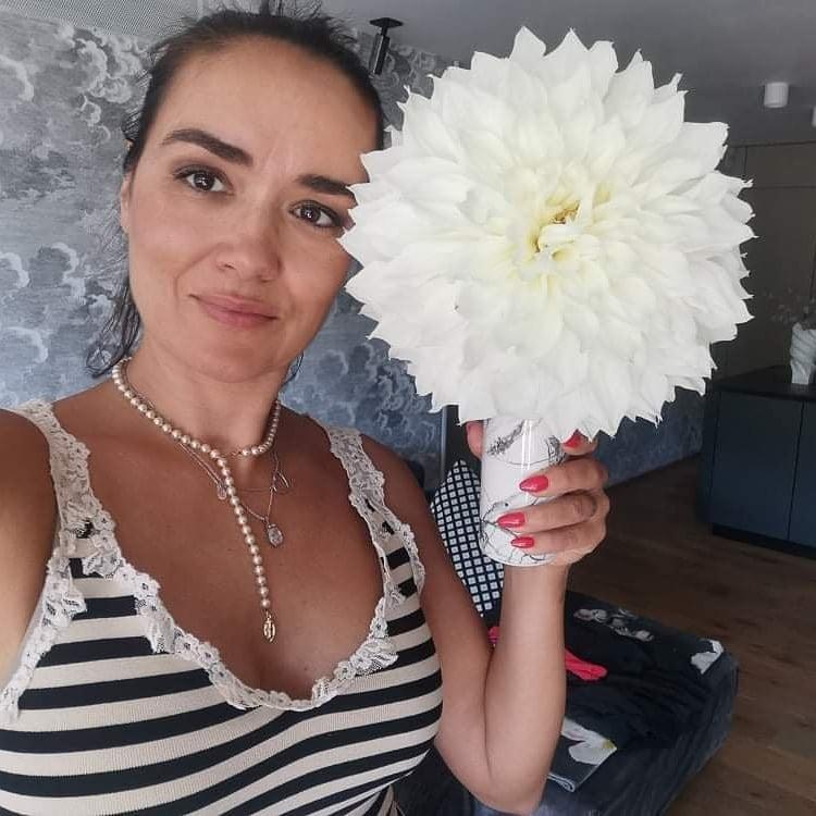 Vir: Instagram Alenka Košir
